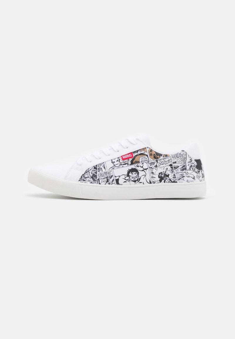 YOURTURN - MARVEL UNISEX - Sneakers basse - white