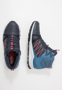 The North Face - Fjellsko - urban navy/stellar - 1