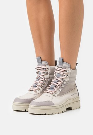 MOUNTAIN BOOT ROCK - Lace-up ankle boots - multicolor