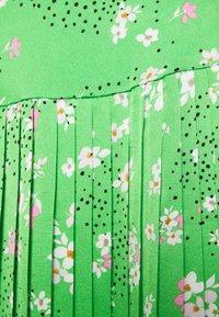 Never Fully Dressed - BLOSSOM BEATRICE SKIRT - Minisukně - green - 5