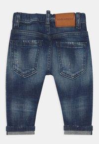 Dsquared2 - UNISEX - Slim fit jeans - blue denim - 1