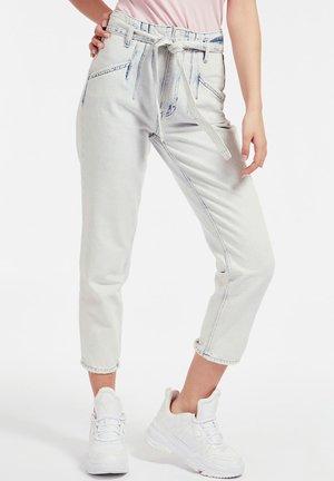 Jeans baggy - himmelblau