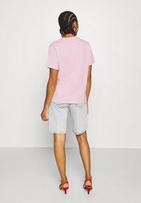 Dickies - STOCKDALE - Camiseta estampada - light pink - 2