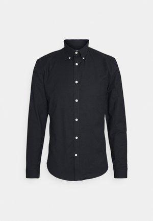 OXFORD SUPERFLEX SHIRT - Koszula - black