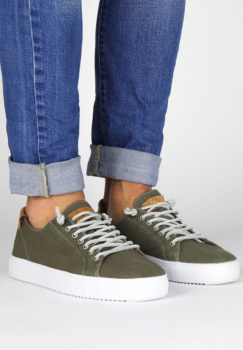 Blackstone - Sneakers - green