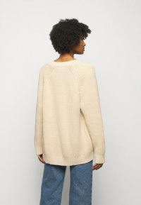 House of Dagmar - BEATA  - Cardigan - sand - 2