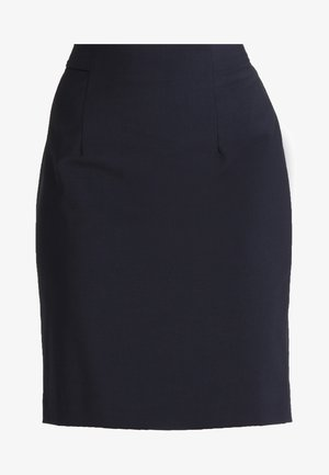 NINSA - Pencil skirt - marine blue
