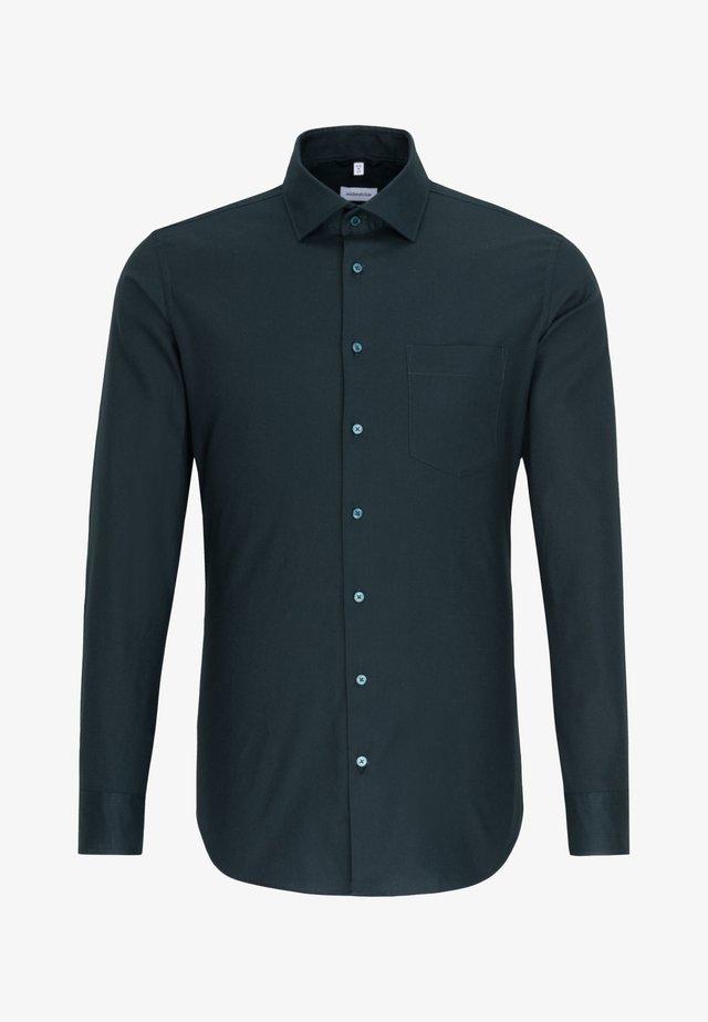 SLIM FIT - Skjorter - grün