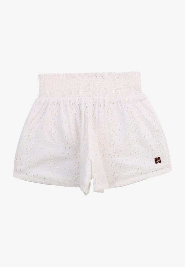 Short - blanc