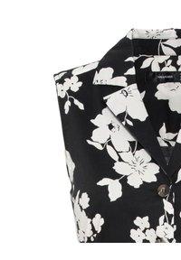 HALLHUBER - Shirt dress - zwart - 4