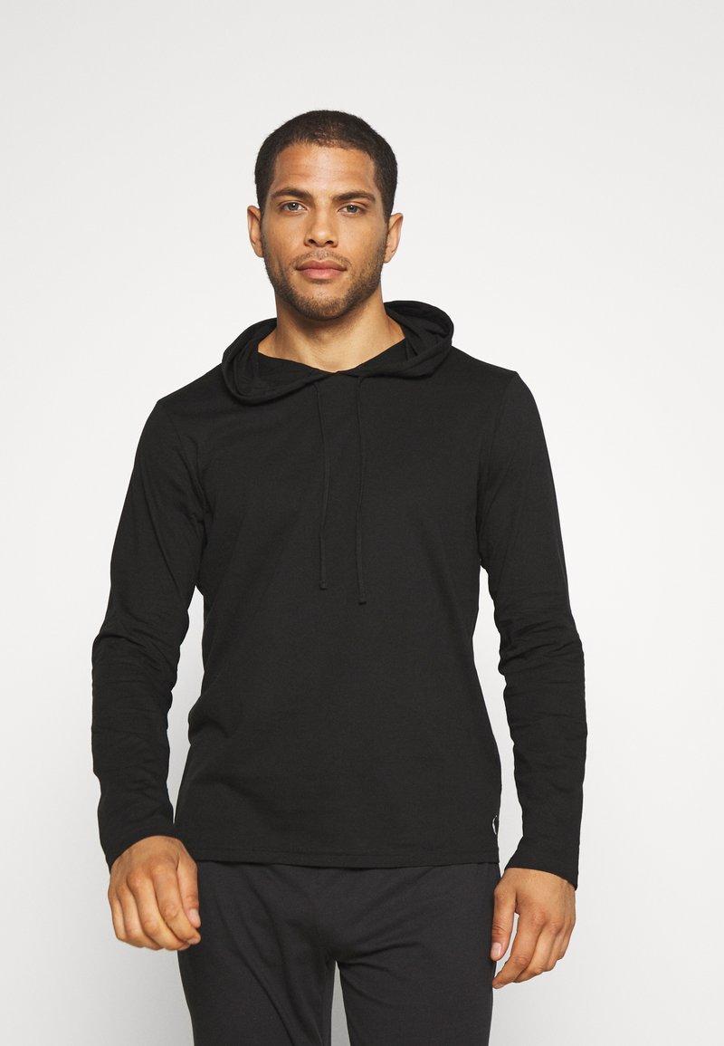 Polo Ralph Lauren - HOODIE - Pyjama top - black