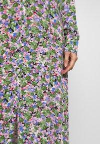 TOM TAILOR - Day dress - multi-coloured/white - 4