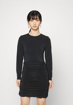 PCSUSA DRESS - Cocktail dress / Party dress - black