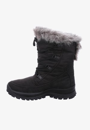 GRENOBLE - Winter boots - schwarz