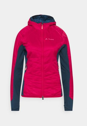 WOMENS SESVENNA JACKET III - Outdoor jacket - crimson red