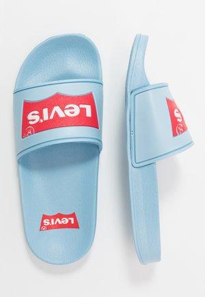 POOL - Pantofle - light blue