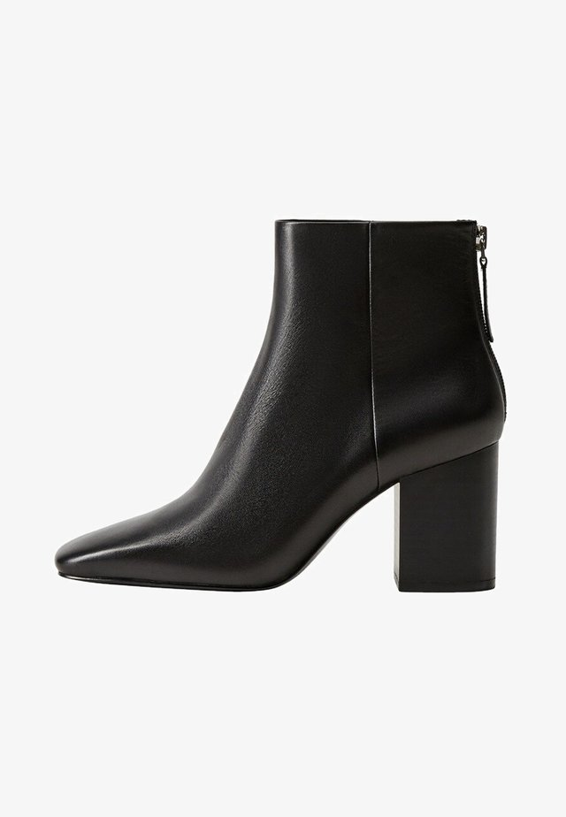 ALBA - Classic ankle boots - schwarz