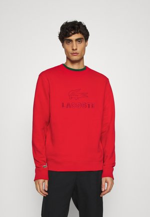 Sweatshirt - rouge