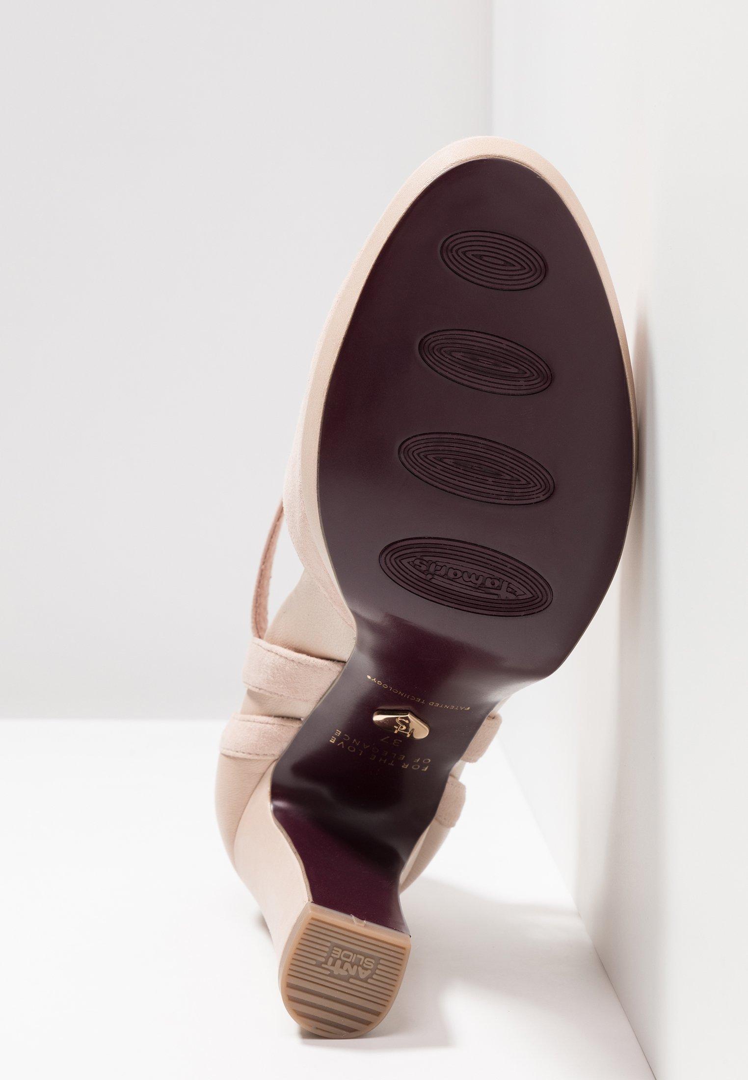 Tamaris Heart & Sole High heels - nude