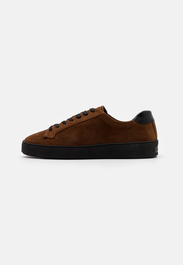 SALAS  - Sneaker low - dark brown