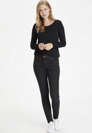 CUASTA PANTS - Jeans Skinny Fit - black wash