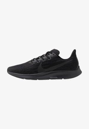AIR ZOOM PEGASUS  - Stabilty running shoes - black/oil grey/thunder grey