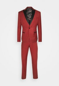 Isaac Dewhirst - THE TUX - Dress - red - 11