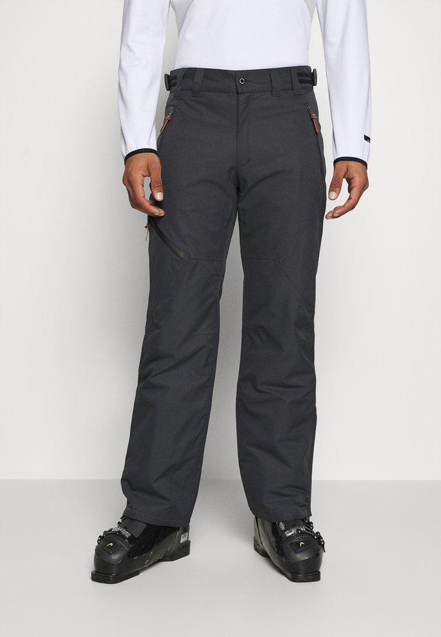 COLMAN - Pantaloni da neve - anthracite