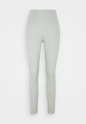 THE YOGA 7/8 - Leggings - particle grey/heather/platinum tint