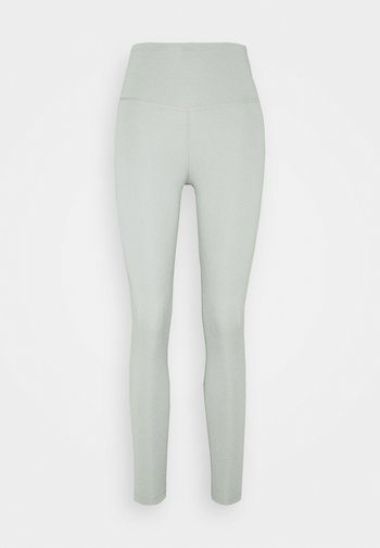 THE YOGA 7/8  - Medias - particle grey/heather/platinum tint