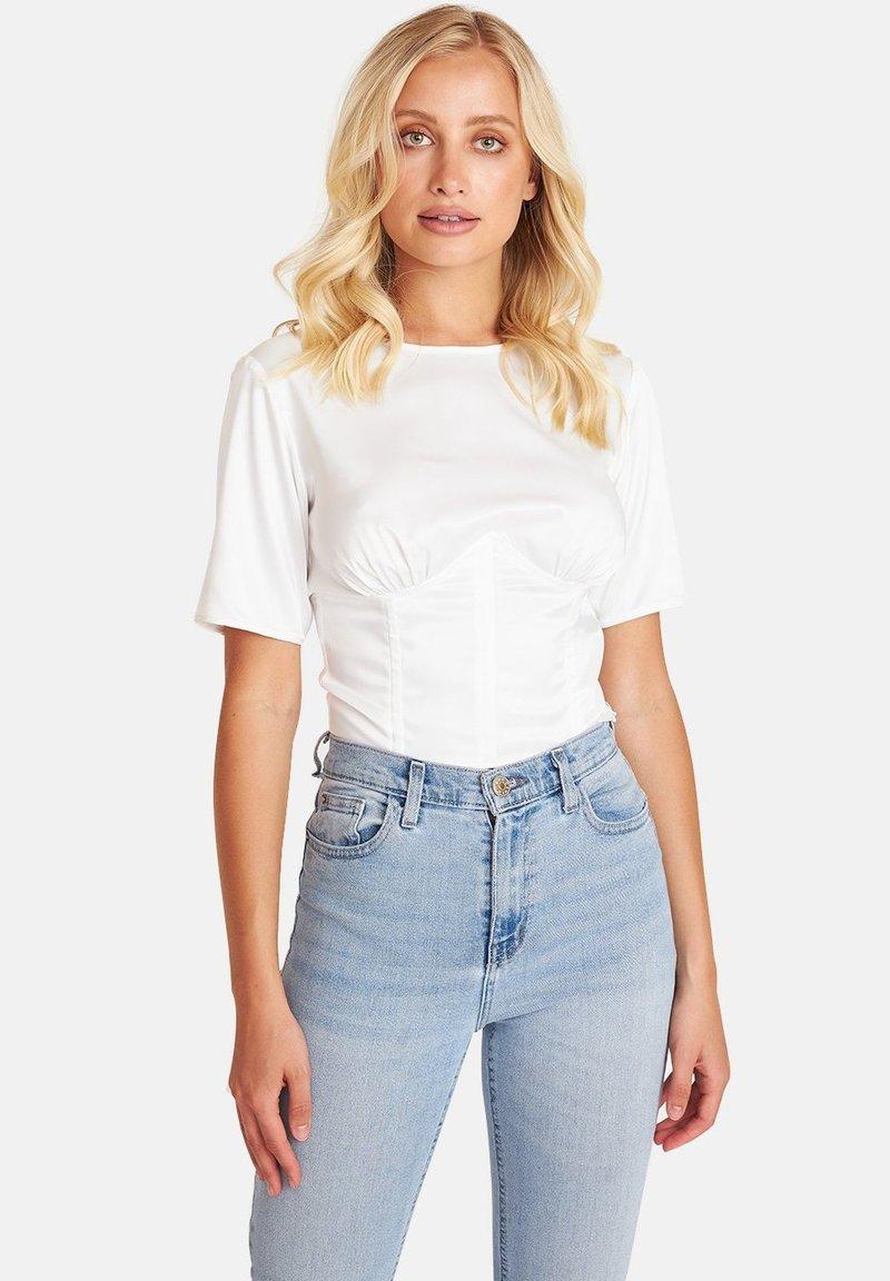 OW Intimates - T-shirt basic - white