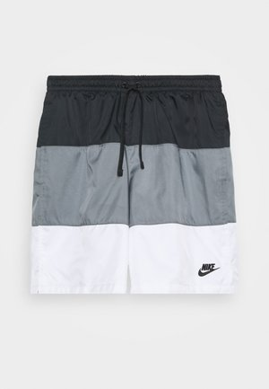 Shorts - black/smoke grey/white