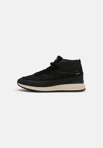 APEX - High-top trainers - onyx