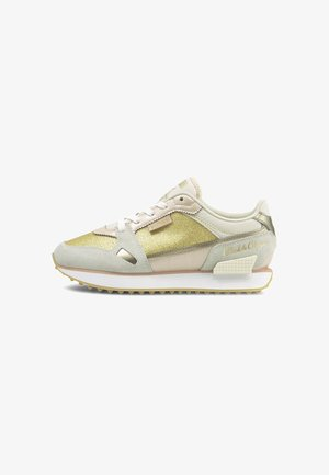 CHARLOTTE OLYMPIA MILE RIDER - Trainers - white misty rose