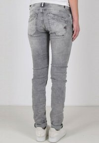 Buena Vista - Straight leg jeans - light grey - 1