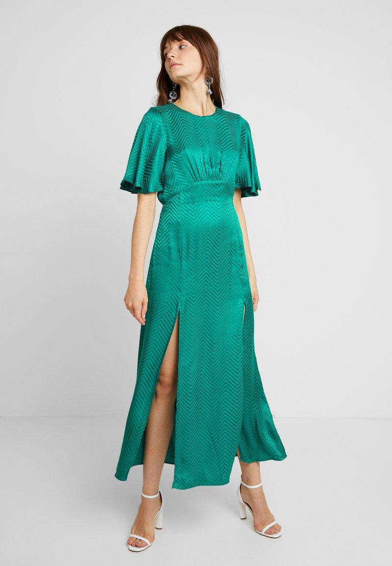 Topshop - AUSTIN - Długa sukienka - green