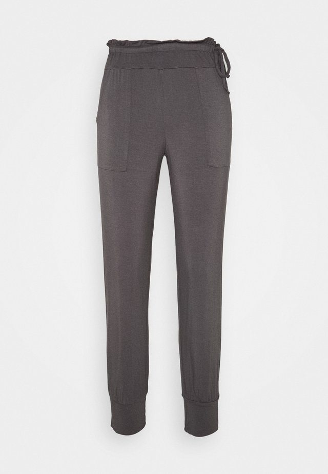 PANTS - Tracksuit bottoms - grey