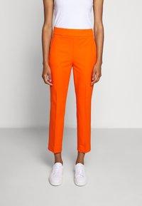 J.CREW - GEORGIE PANT - Trousers - spicy orange - 0