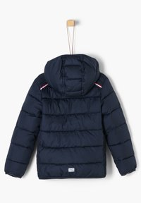 s.Oliver - Down jacket - dark blue - 1