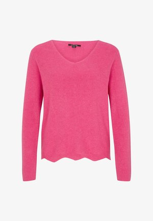 Jumper - deep pink