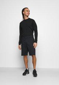 Nike Golf - Sportovní kraťasy - black - 1