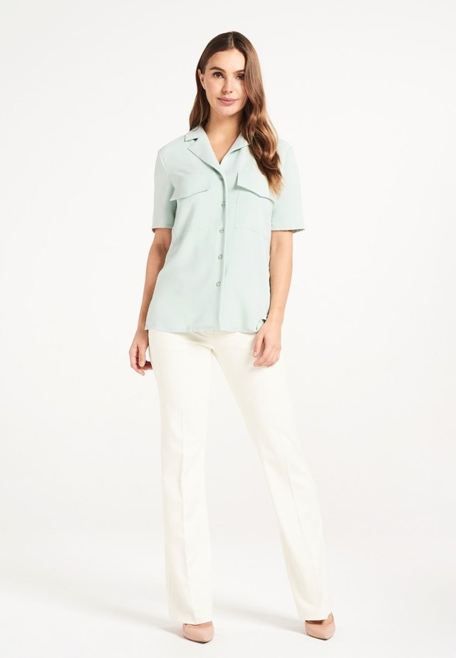 CLAIRE  - Overhemdblouse - mint green