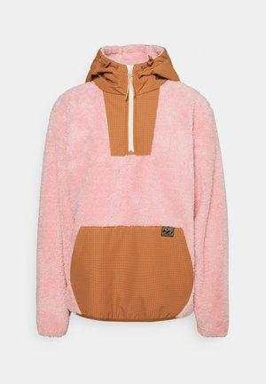 COLOR SHOT - Hoodie - ice pink