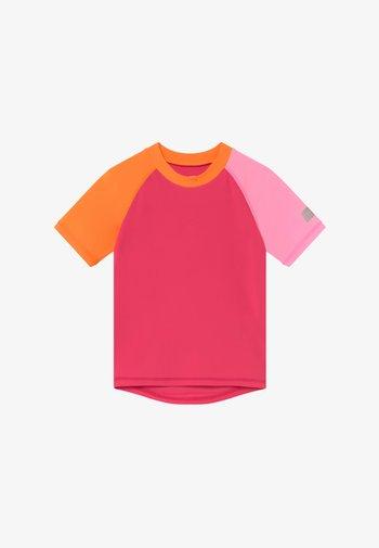 SWIM CEDROS - Rash vest - berry pink
