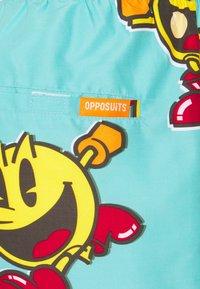 OppoSuits - PAC-MAN WAKA-WAKA SET - Shorts - blue - 6