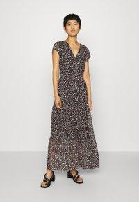 Expresso - HENNIE - Maxi dress - schwarz - 0