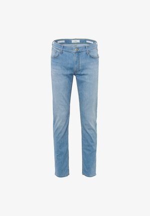 STYLE CHUCK - Jeans slim fit - summer blue used