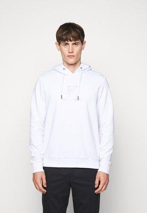 HOODY - Bluza z kapturem - white