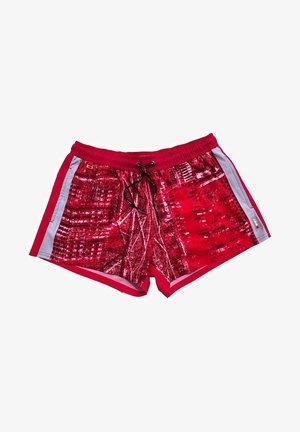 Zwemshorts - red