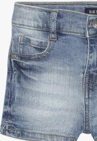Blue Seven - Denim shorts - blue denim - 4